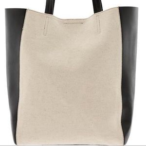 Banana Republic Ashbury Tote with coin bag BN